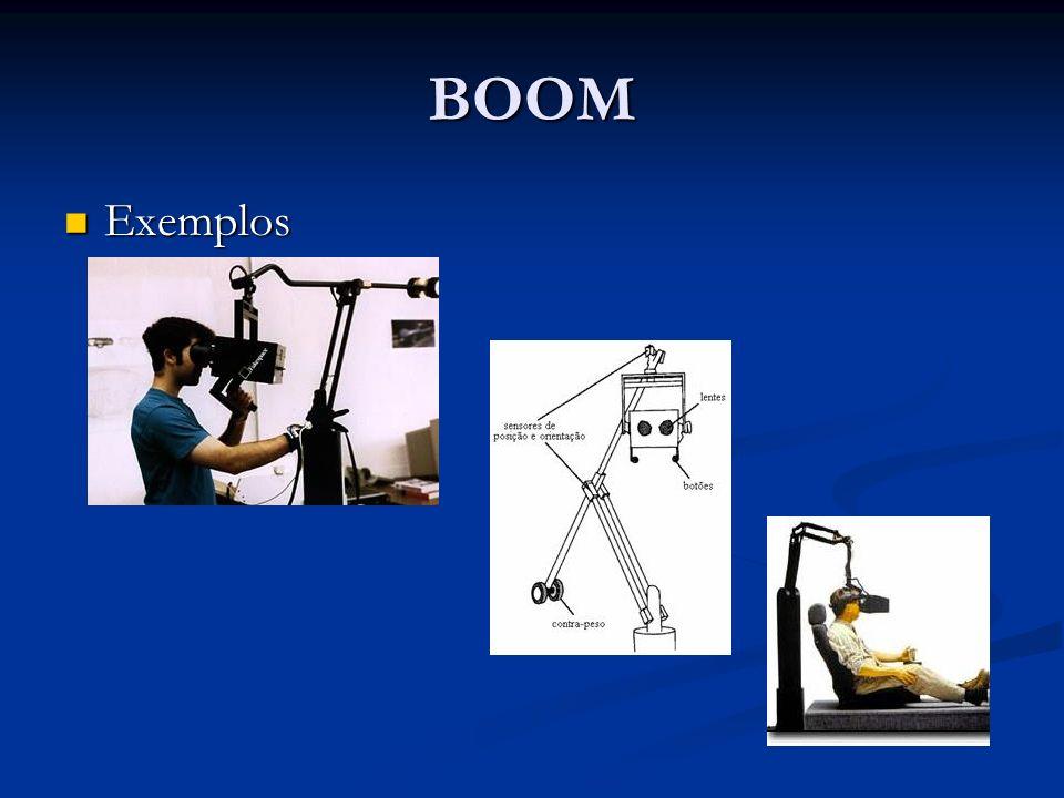 BOOM Exemplos Exemplos