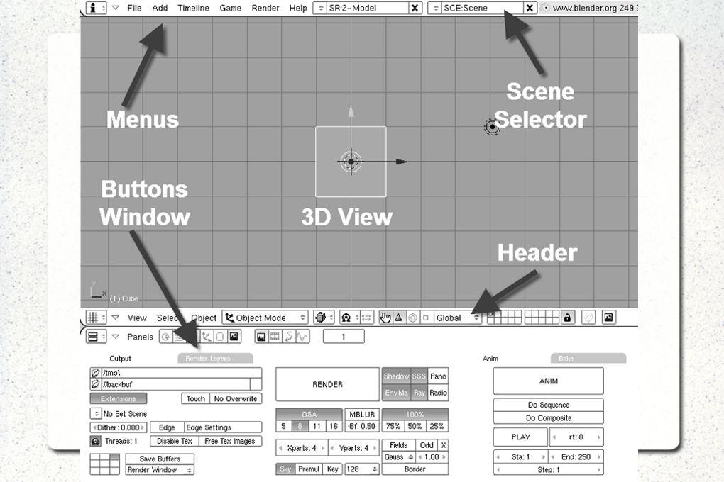 Velocidade da animação medida em frames per second (fps)