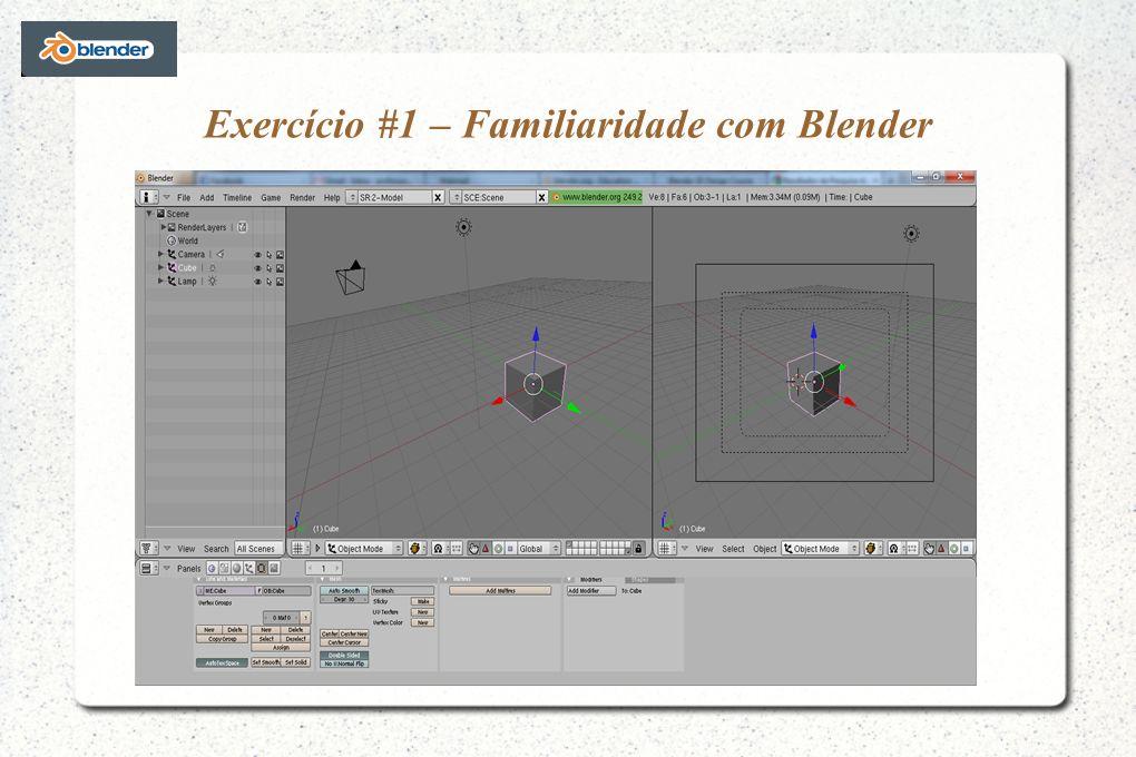Camera Virtual Iluminação Materiais Texturas