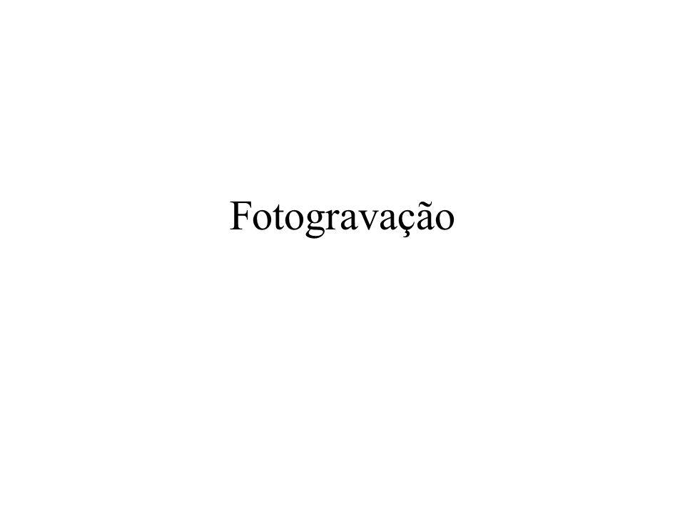Fotogravação