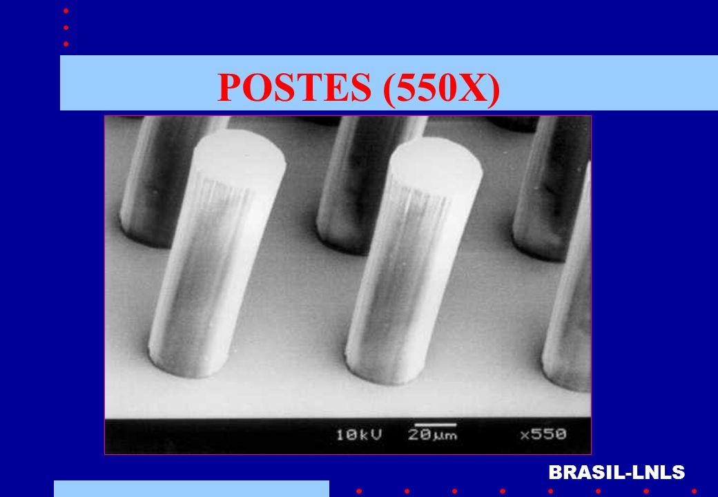 POSTES (550X) BRASIL-LNLS