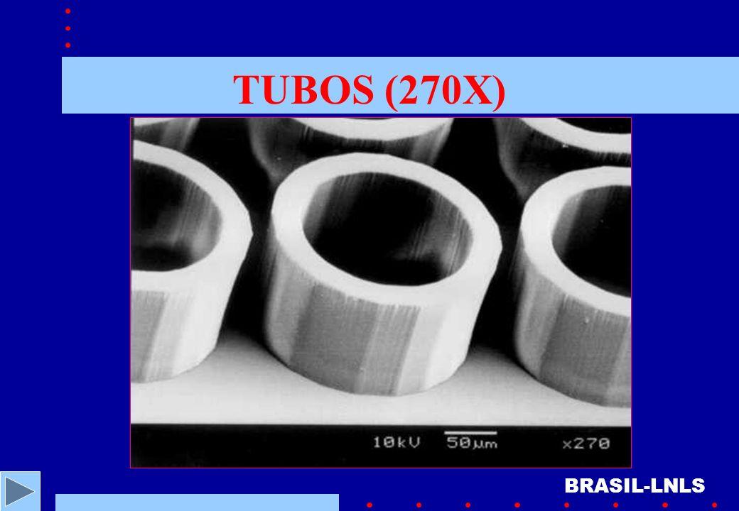 TUBOS (270X) BRASIL-LNLS