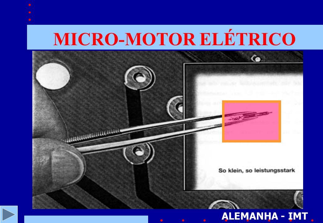 MICRO-MOTOR ELÉTRICO ALEMANHA - IMT