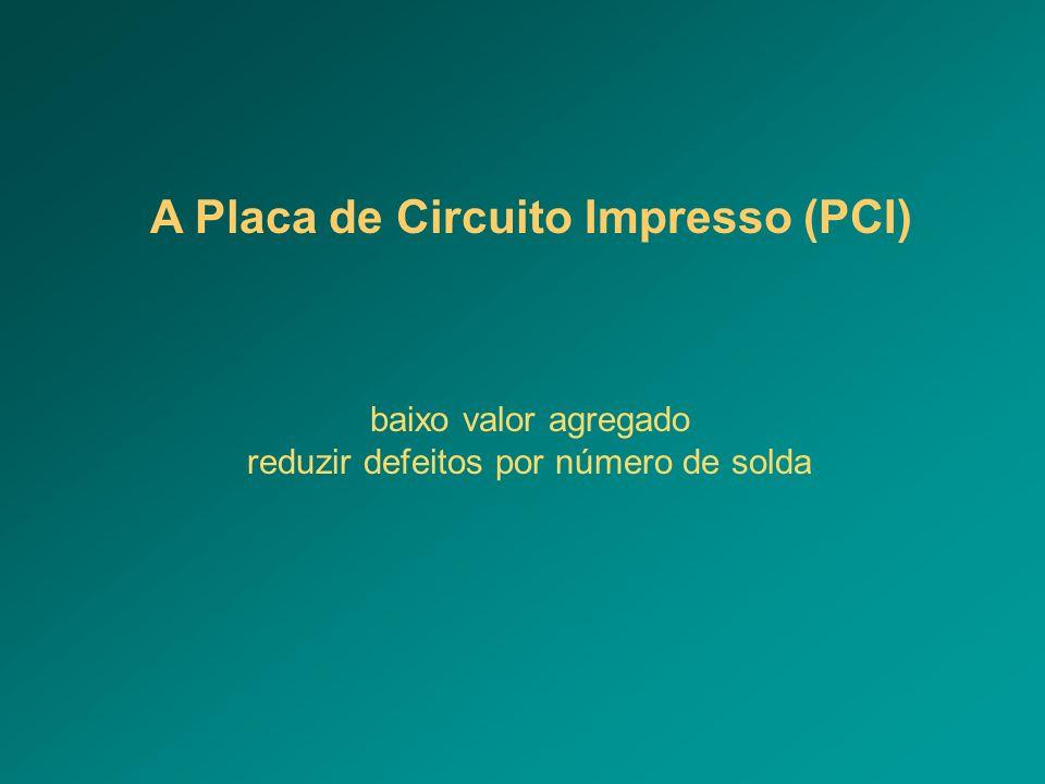 A Placa de Circuito Impresso (PCI) baixo valor agregado reduzir defeitos por número de solda