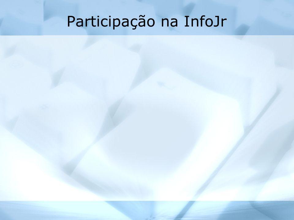 Participação na InfoJr