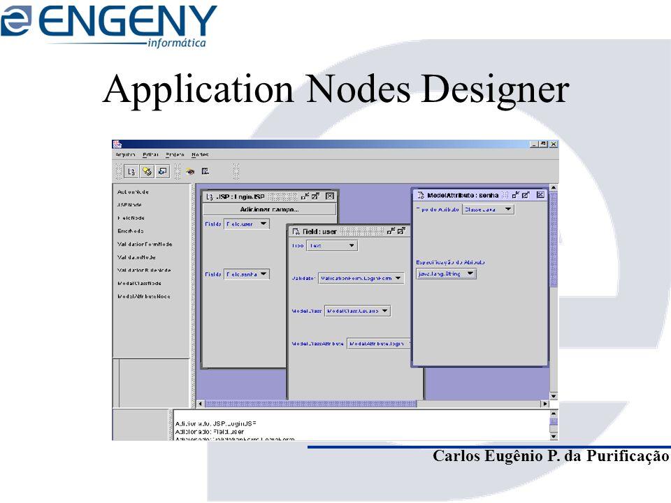 Carlos Eugênio P. da Purificação Application Nodes Designer