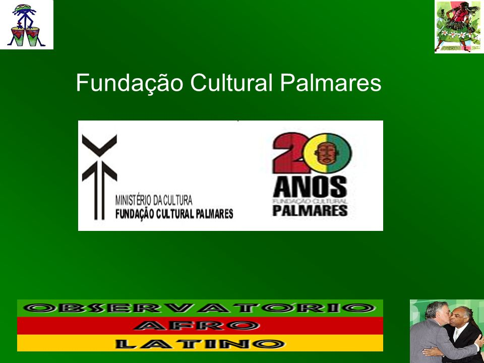 Fundação Cultural Palmares