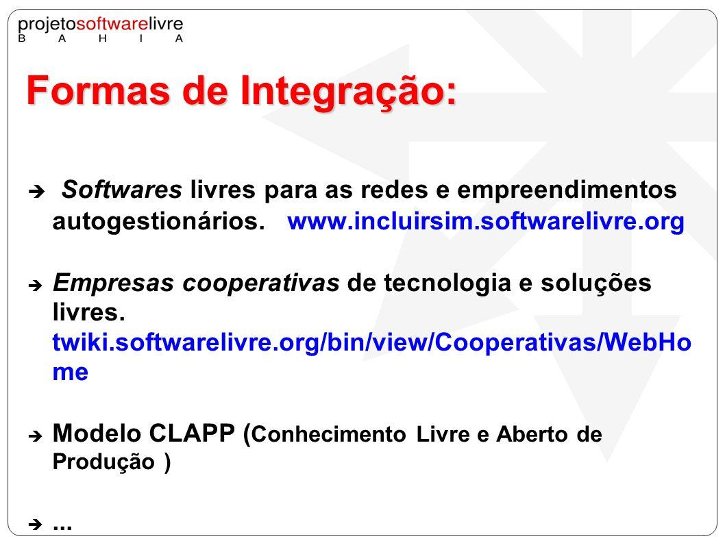 Telecentros EcoSoLivres Por Vicente Aguiar vicenteaguiar@gmail.com VII Fórum Internacional Software Livre 22 de abril de 2006