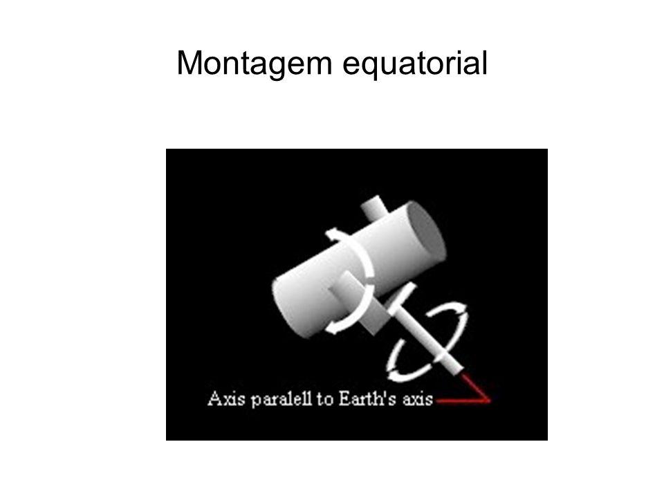 Montagem equatorial