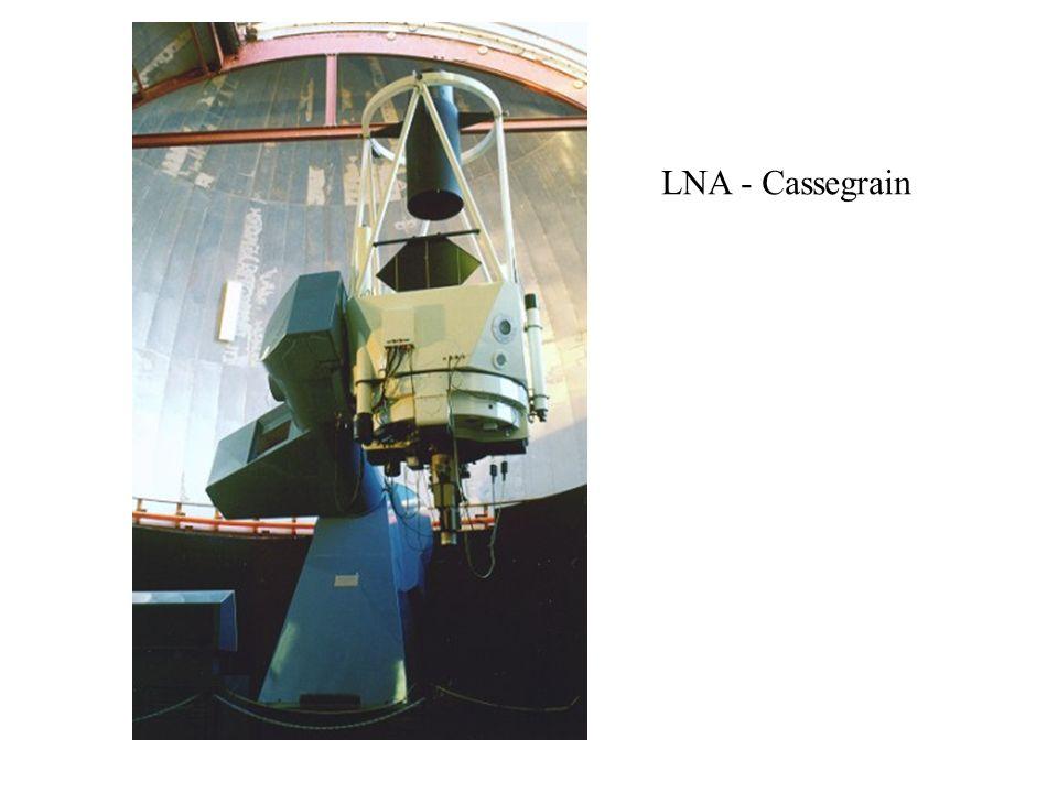 LNA - Cassegrain