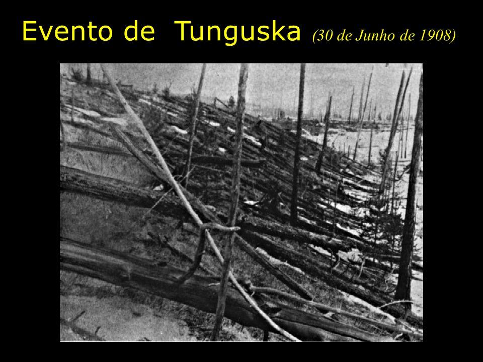 Evento de Tunguska (30 de Junho de 1908)