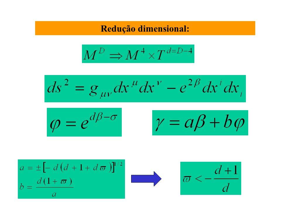 Redução dimensional: