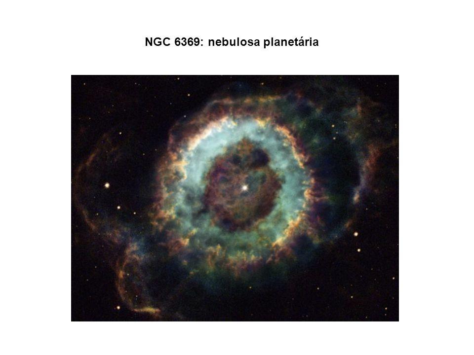 NGC 6369: nebulosa planetária