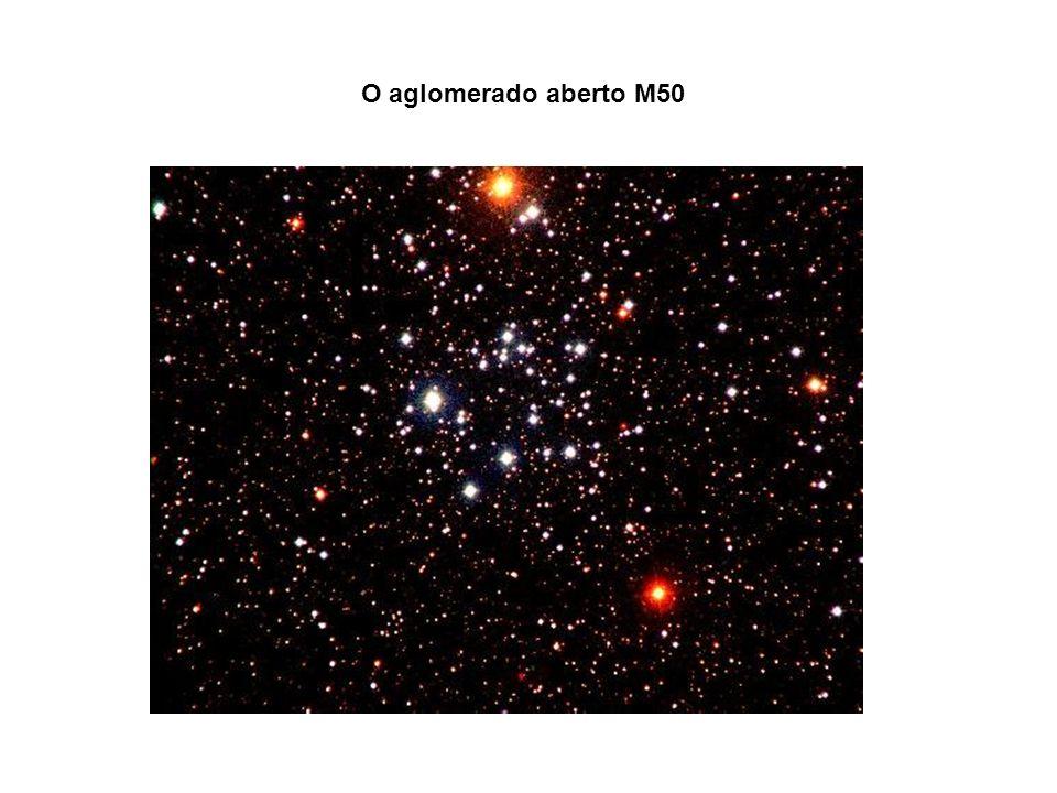 O aglomerado aberto M50