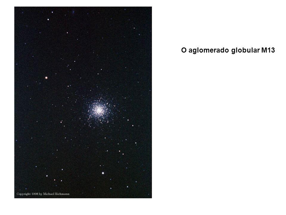 O aglomerado globular M13