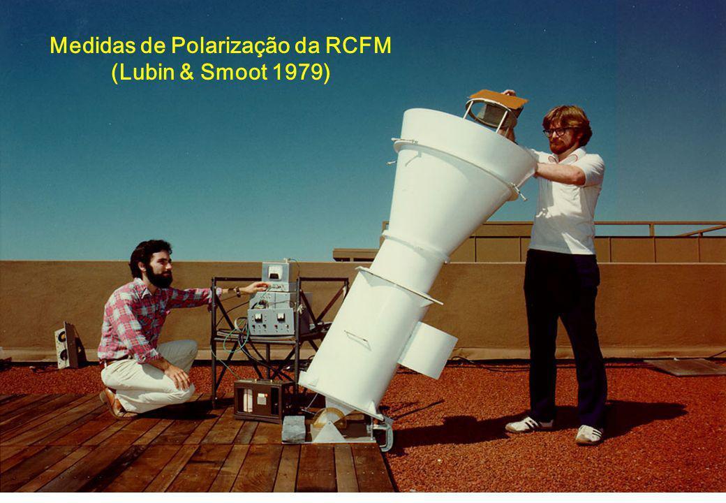 Medidas de Polarização da RCFM (Lubin & Smoot 1979)