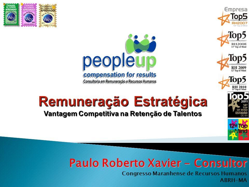 Paulo Roberto Xavier - Consultor Congresso Maranhense de Recursos Humanos ABRH-MA