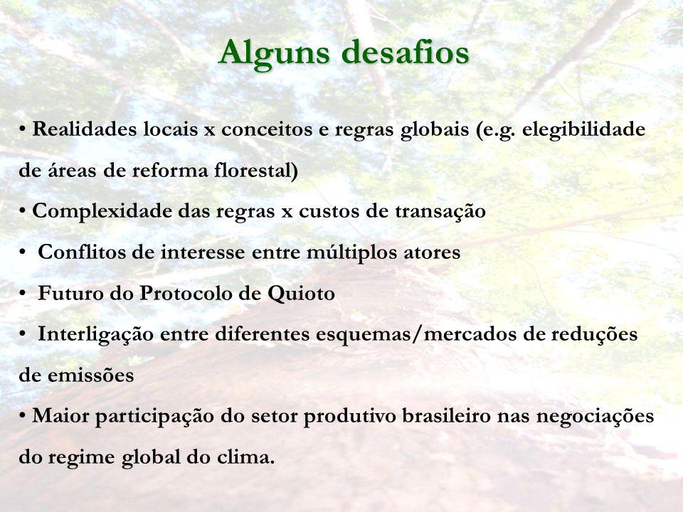 Realidades locais x conceitos e regras globais (e.g.
