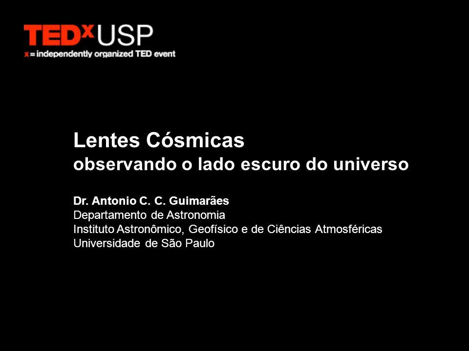 Dr. Antonio C. C. Guimarães Departamento de Astronomia Instituto Astronômico, Geofísico e de Ciências Atmosféricas Universidade de São Paulo Lentes Có