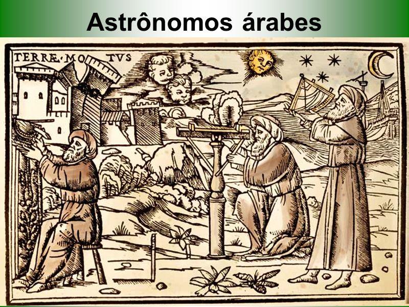 Astrônomos árabes