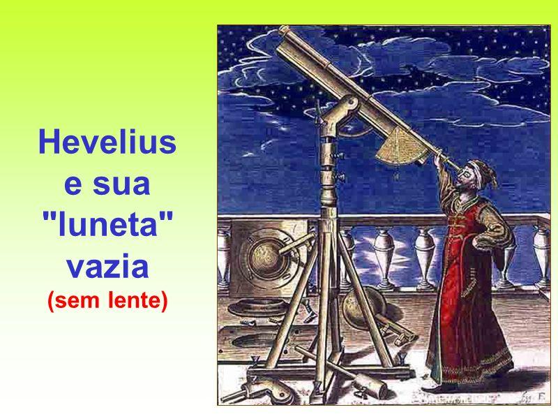 Hevelius e sua