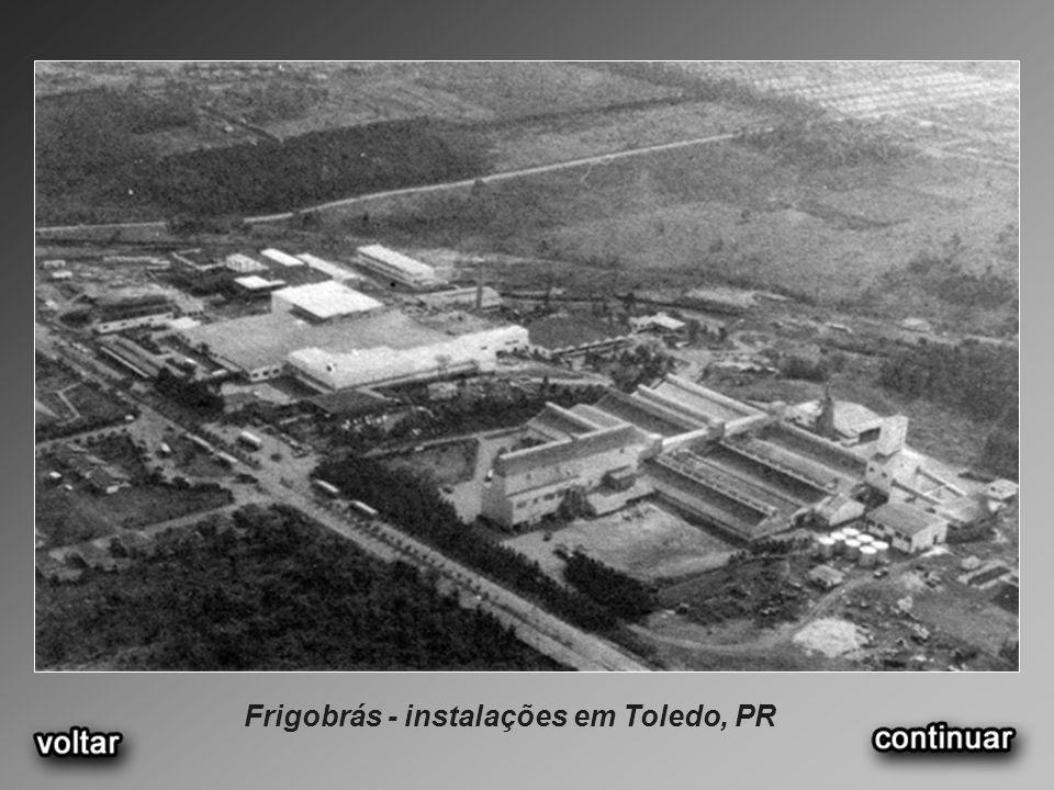 Frigobrás - instalações em Toledo, PR