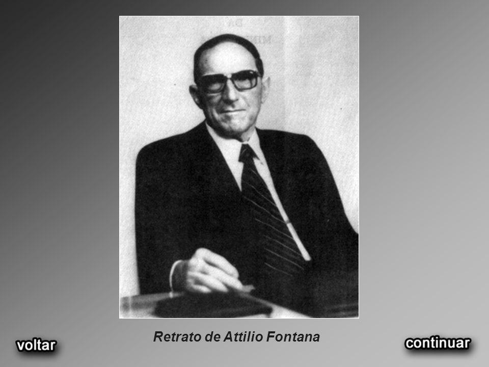 Retrato de Attilio Fontana