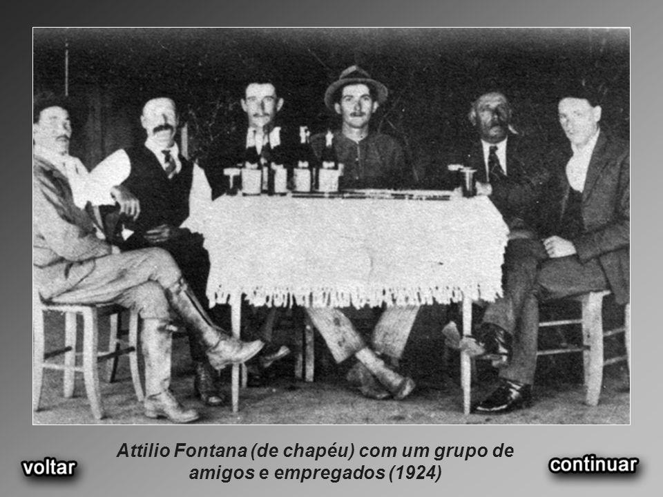 Attilio Fontana e uma das primeiras criações experimentais de peru.
