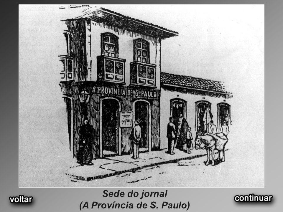 Sede do jornal (A Província de S. Paulo)