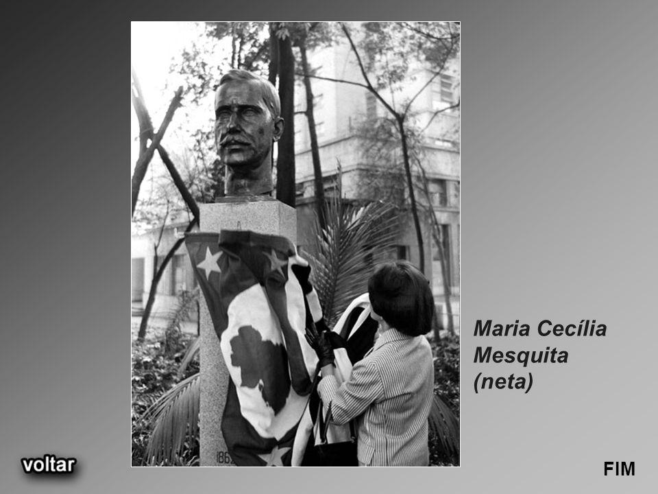 Maria Cecília Mesquita (neta) FIM