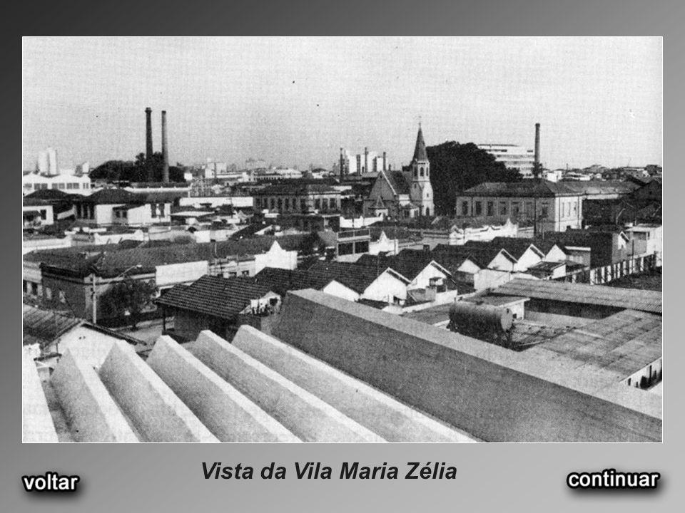 Vista da Vila Maria Zélia