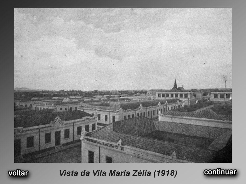 Vista da Vila Maria Zélia (1918)