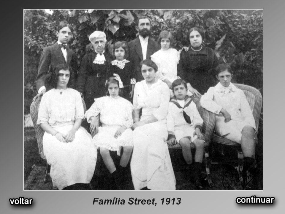 Família Street, 1913