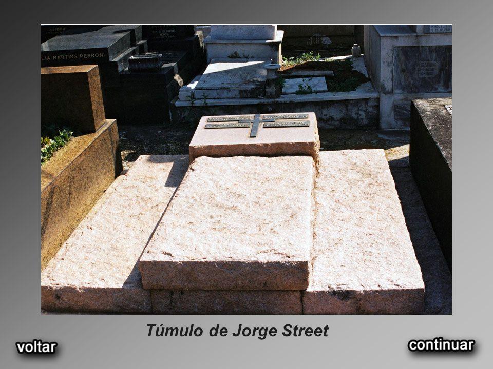 Túmulo de Jorge Street