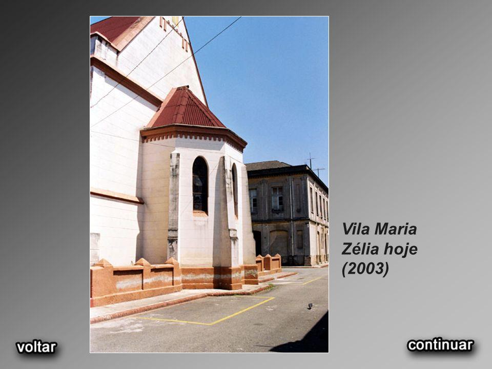 Vila Maria Zélia hoje (2003)