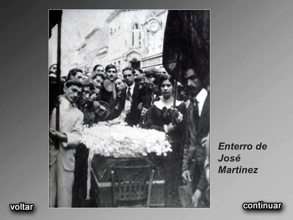 Enterro de José Martinez