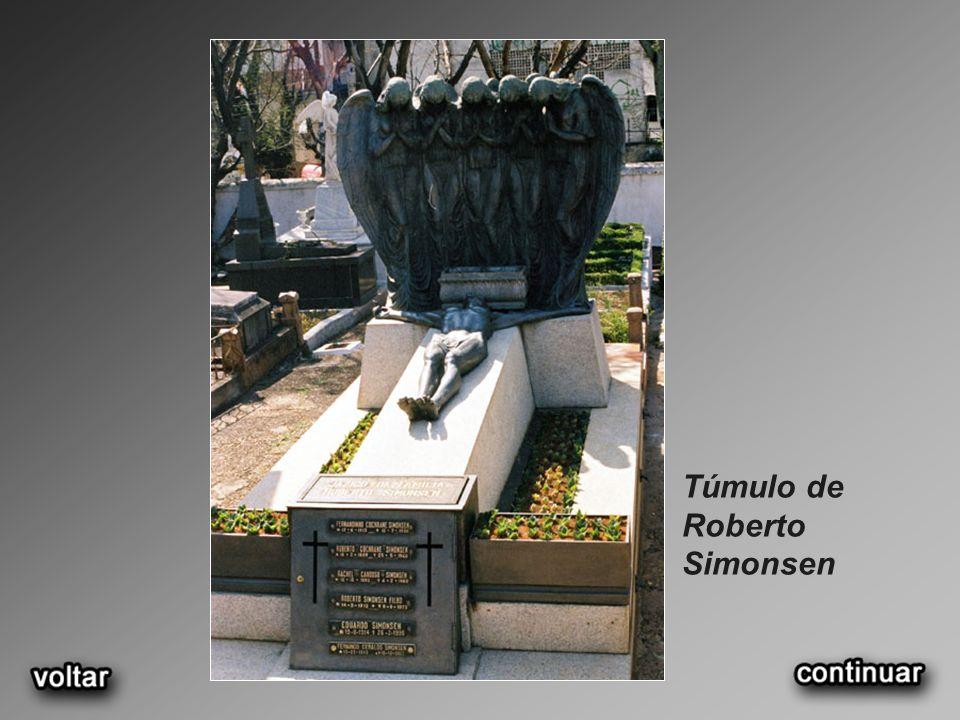 Túmulo de Roberto Simonsen