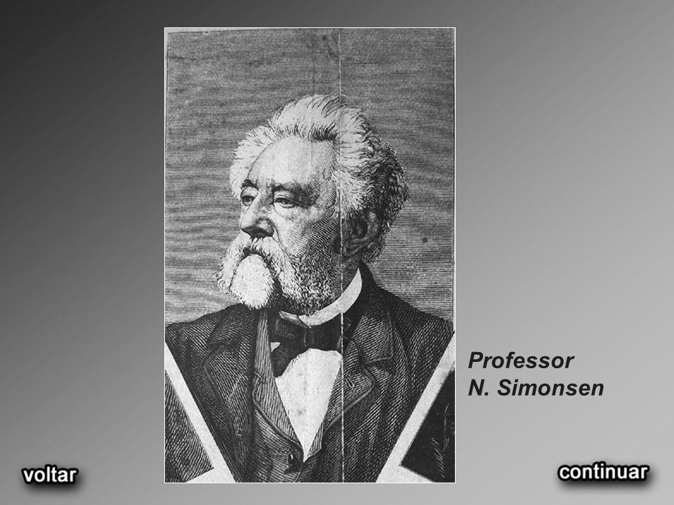 Professor N. Simonsen