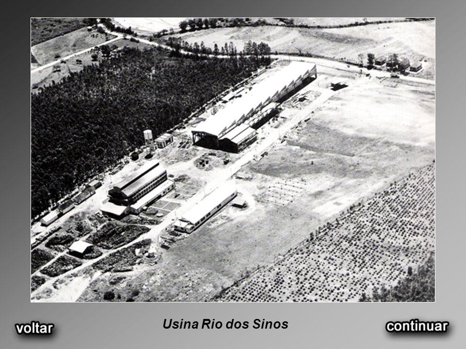 Usina Rio dos Sinos