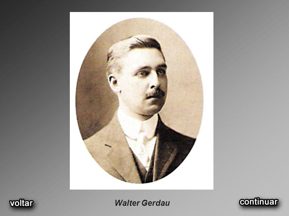 Walter Gerdau