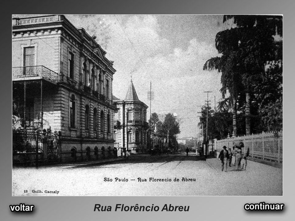 Rua Florêncio Abreu