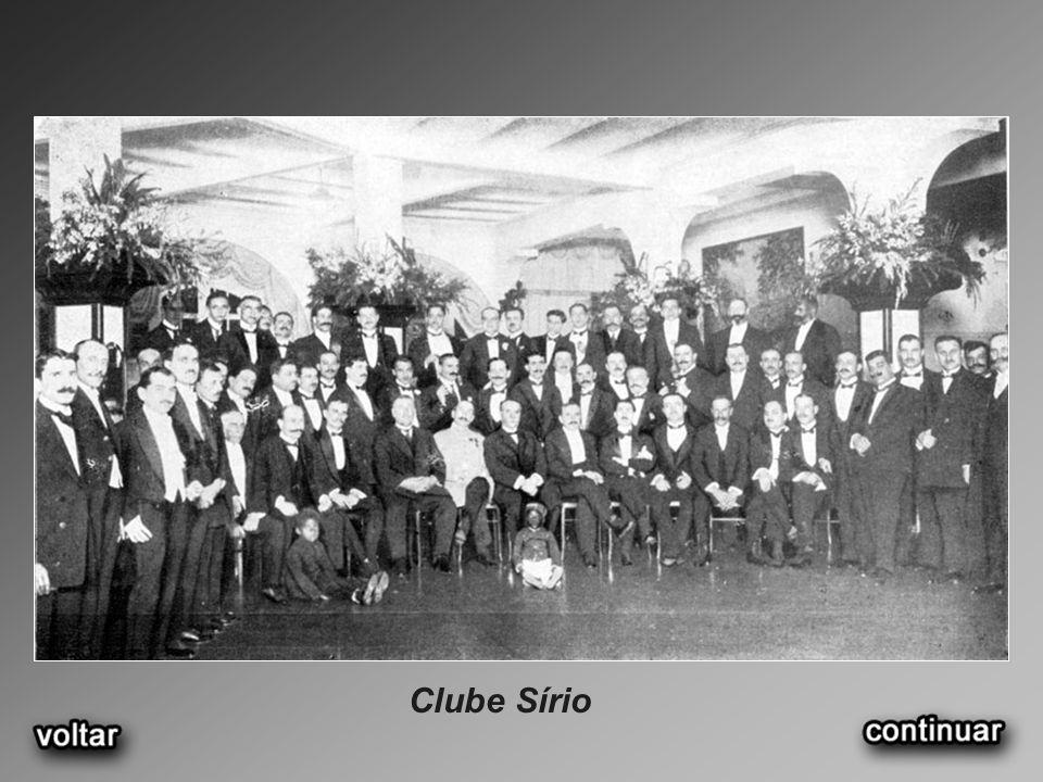 Clube Sírio