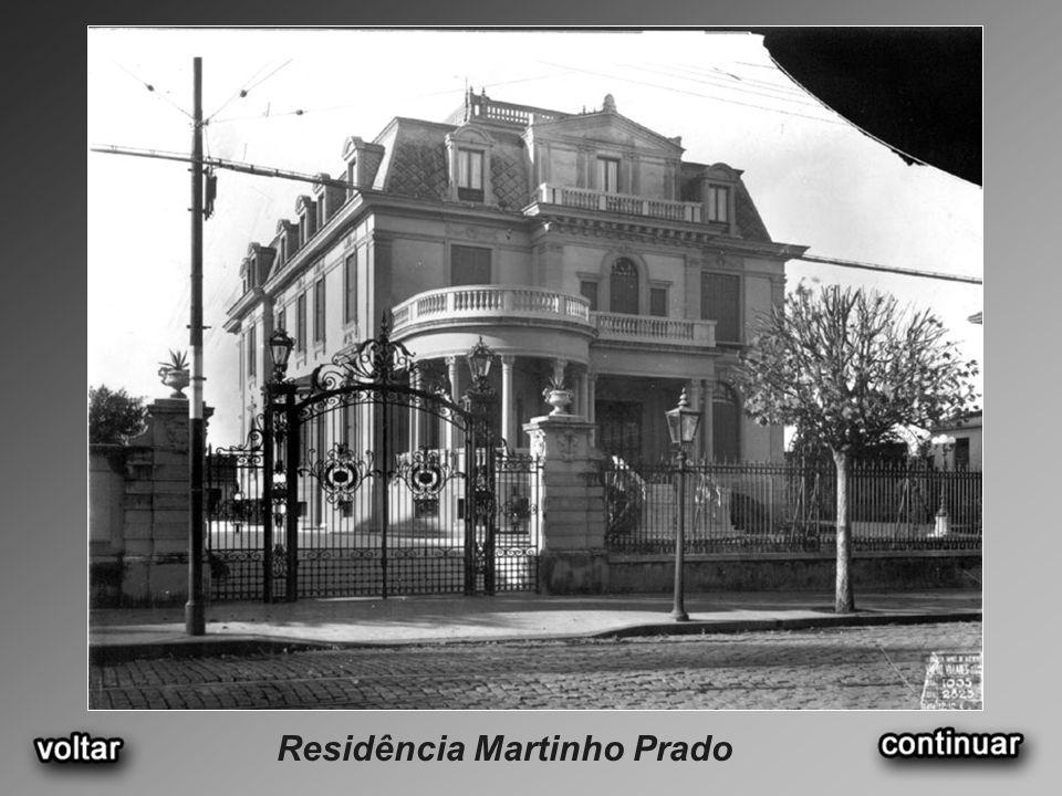 Residência Martinho Prado