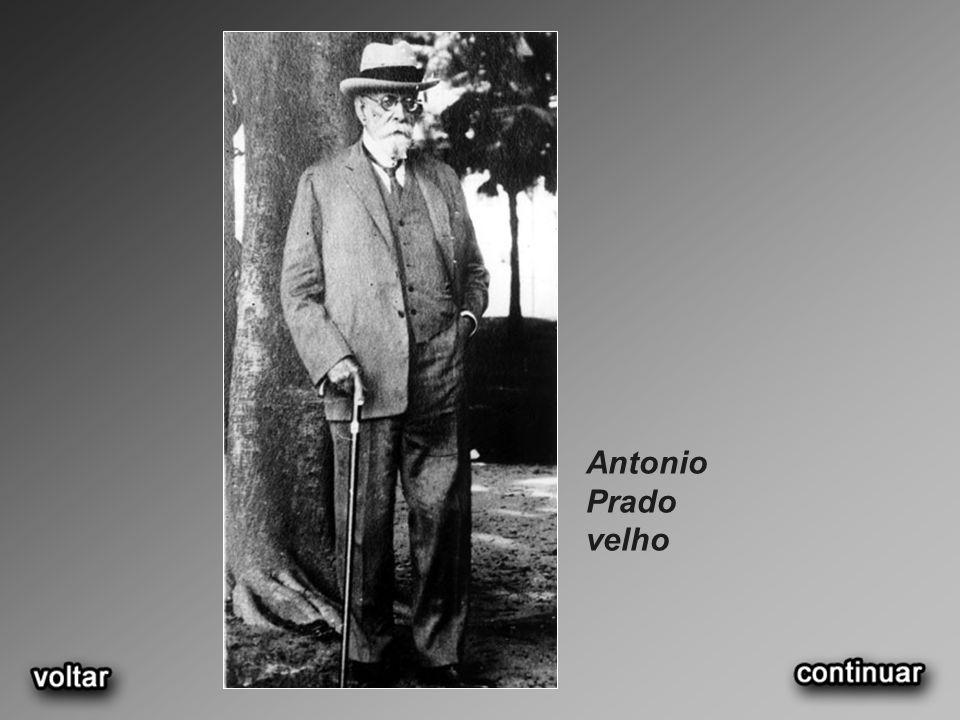 Antonio Prado velho