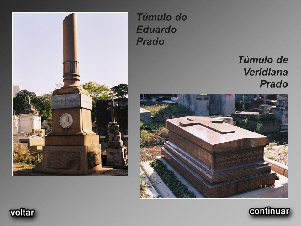 Túmulo de Eduardo Prado Túmulo de Veridiana Prado