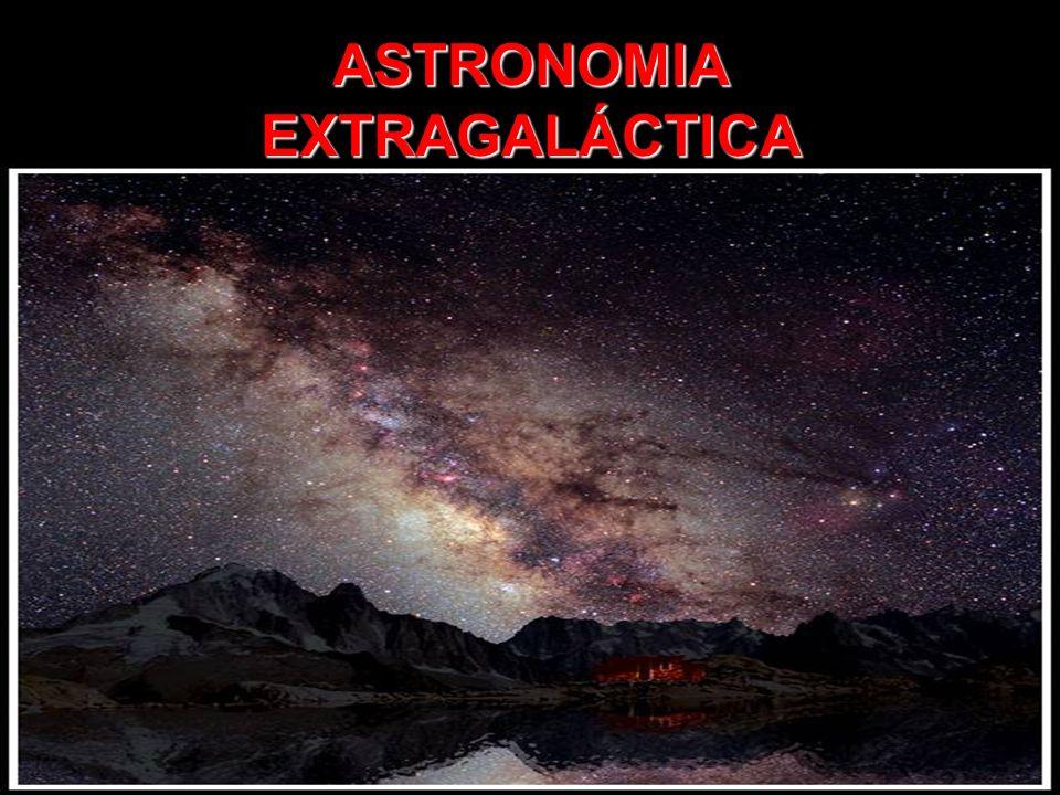 Respostas relativas a formação de galáxias começaram a surgir somente na década de 60….