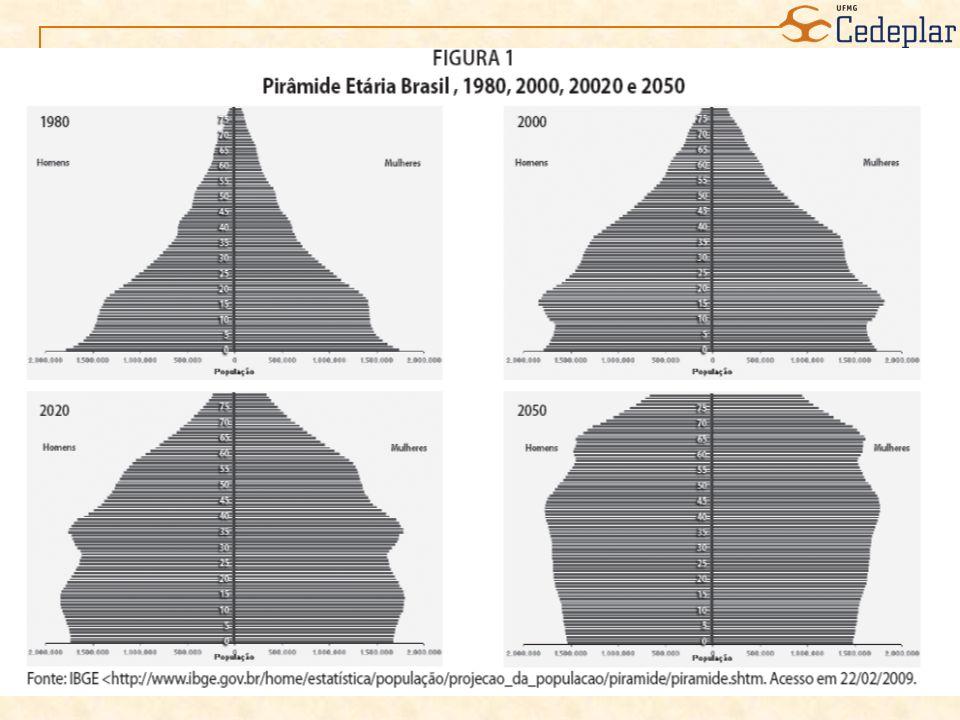 O Efeito no Rendimento Médio de Cada Grupo Etário/Escolaridade – Substituição versus Minceriana 2025 e 2050