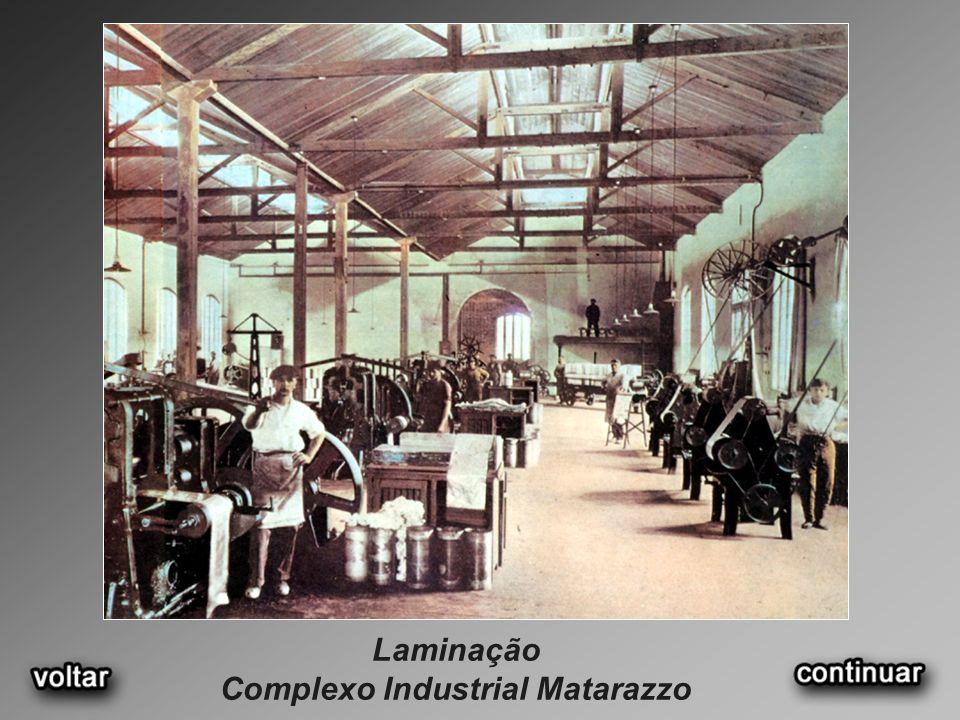 Laminação Complexo Industrial Matarazzo