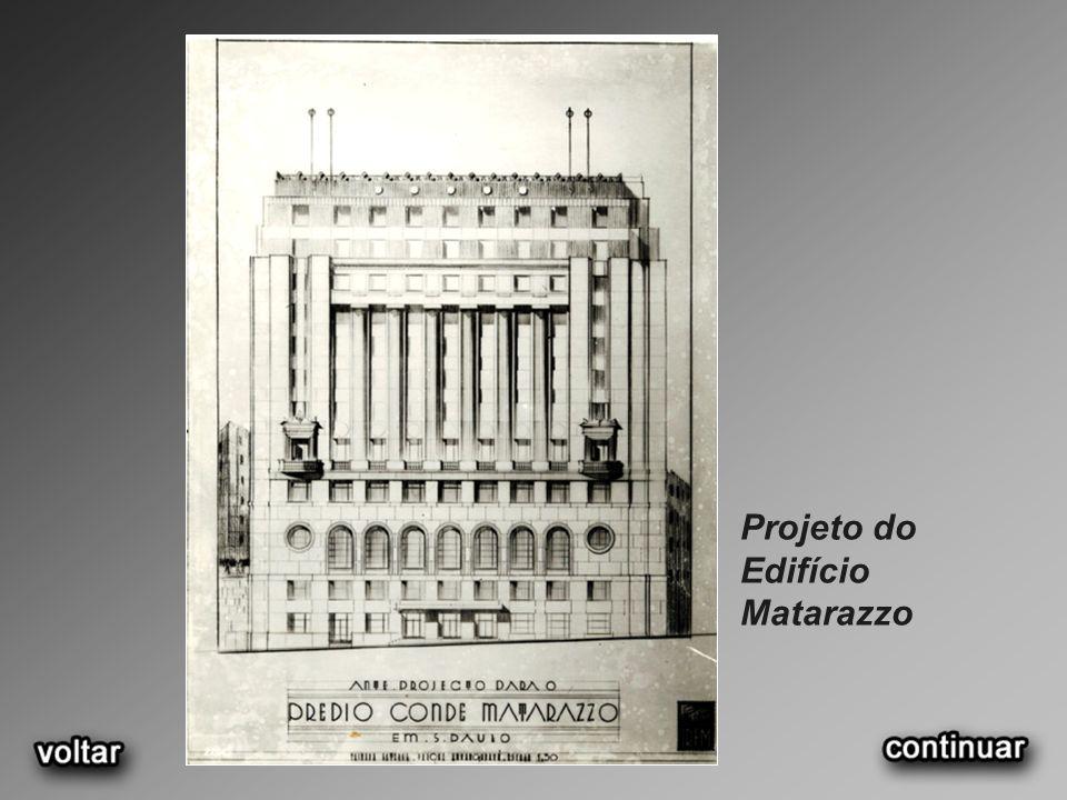 Projeto do Edifício Matarazzo
