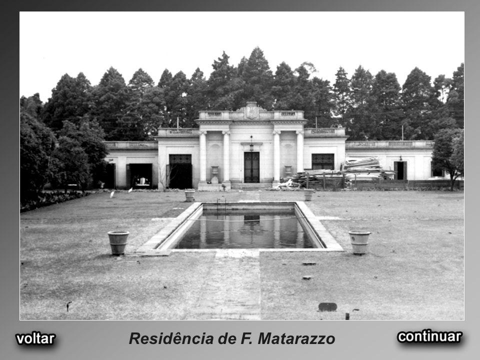 Residência de F. Matarazzo